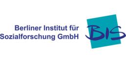 Logo Berliner Institut für Sozialforschung GmbH (BIS)