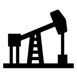 pictogram oil refinery