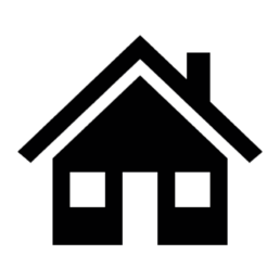 pictogram apartment house